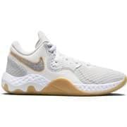 Nike RENEW ELEVATE 2 Кроссовки баскетбольные Белый/Бежевый