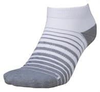 Mizuno SONIC ANKLE SOCKS Носки низкие Белый