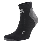 Moretan RUN ULTRALIGHT Носки низкие Черный/Серый