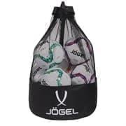 Jogel CAMP TEAM BALL BAG Мешок для мячей Черный/Белый