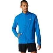 Asics VENTILATE JACKET Куртка беговая ветрозащитная Синий/Серый