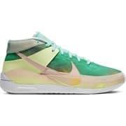 Nike KD13 Кроссовки баскетбольные Зеленый/Бежевый