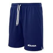 Mikasa MT5039 Шорты для пляжного волейбола Темно-синий/Белый