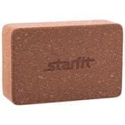 Starfit FA-102 PVC Блок для йоги Пробка