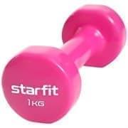 Starfit CORE DB-101 1 КГ Гантель виниловая