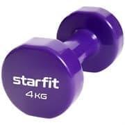 Starfit CORE DB-101 4 КГ Гантель виниловая