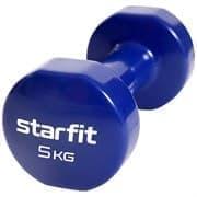 Starfit CORE DB-101 5 КГ Гантель виниловая