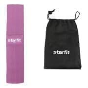 Starfit ES-204 Мини-эспандер тканевый высокая нагрузка Фиолетовый