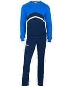 Jogel JCS-4201-091 Спортивный костюм детский Темно-синий/Синий/Белый