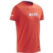 CEP CB81M Футболка беговая Красный/Голубой