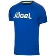 Jogel JTT-1041-079 Футболка детская Синий/Белый