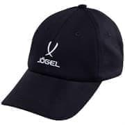 Jogel ESSENTIAL CLASSIC LOGO СAP Бейсболка Черный/Белый