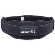 Starfit SU-310 Пояс для фитнеса универсальный, текстиль