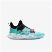 Nike ZOOM FLIGHT (GS) Кроссовки баскетбольные детские Голубой/Черный