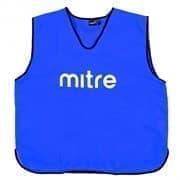 Mitre Т21503RG2 Манишка тренировочная двухстороняя Синий