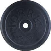 Torres PL506615 Диск обрезиненный 15 кг