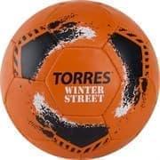 Torres WINTER STREET (F020285) Мяч футбольный