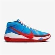Nike ZOOM KD13 Кроссовки баскетбольные Синий/Красный/Белый