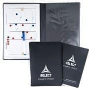 Select TACTICS BOARD FOOTBALL Тактическая доска универсальная 90х60см