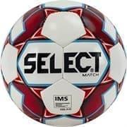 Select MATCH IMS (814019-059-5) Мяч футбольный