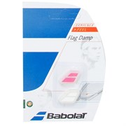 Babolat FLAG DAMP Виброгаситель Белый/Розовый