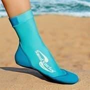 Vincere SAND SOCKS MARINE BLUE Носки для пляжного волейбола Голубой