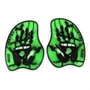 Arena VORTEX EVOLUTION HAND PADDLE Лопатки для плавания Зеленый/Черный