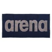 Arena GYM SOFT TOWEL Полотенце Темно-синий/Серый