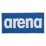 Arena GYM SOFT TOWEL Полотенце Синий/Белый