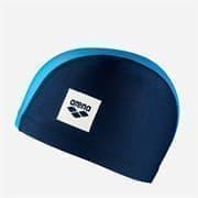 Arena UNIX II JR Шапочка для плавания детская Темно-синий/Голубой