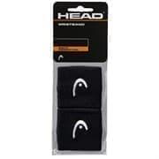 """Head 2,5"""" (285050) Напульсники Черный"""