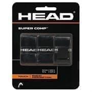 Head SUPER COMP Овергрип Черный