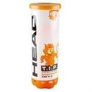 Head T.I.P ORANGE Мячи для большого тенниса (3 шт)