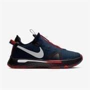 Nike PG 4 Кроссовки баскетбольные Темно-синий/Красный