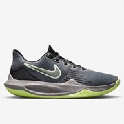 Nike PRECISION 5 Кроссовки баскетбольные Серый/Зеленый