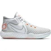 Nike KD TREY 5 VIII Кроссовки баскетбольные Серый/Оранжевый