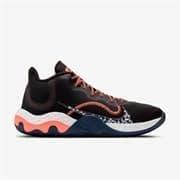 Nike RENEW ELEVATE Кроссовки баскетбольные Черный/Розовый