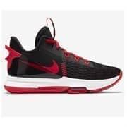 Nike LEBRON WITNESS V Кроссовки баскетбольные Черный/Красный