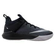 Nike ZOOM SHIFT BASKETBALL Кроссовки баскетбольные Черный/Серый