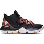 Nike KYRIE 5 Кроссовки баскетбольные Черный/Белый