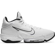 Nike ZOOM RIZE 2 (TEAM) Кроссовки баскетбольные Белый/Черный