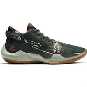 Nike ZOOM FREAK 2 Кроссовки баскетбольные Зеленый