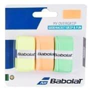 Babolat MY GRIP Овергрип Желтый/Оранжевый/Зеленый