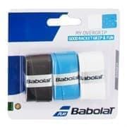 Babolat MY GRIP Овергрип Черный/Голубой/Белый