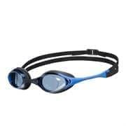 Arena COBRA SWIPE Очки для плавания Черный/Синий/Голубой