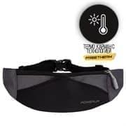 POWERUP ULTRA DUE Термо-сумка на пояс Черный/Серый