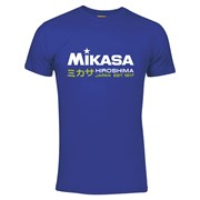 Mikasa PINART Футболка Синий