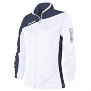 Mikasa MOKJ Куртка от костюма женская Белый/Темно-синий