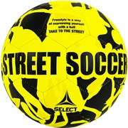 Select STREET SOCCER (813120-555-5) Мяч футбольный