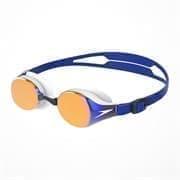 Speedo HYDROPURE MIRROR Очки для плавания Синий/Зеркальный